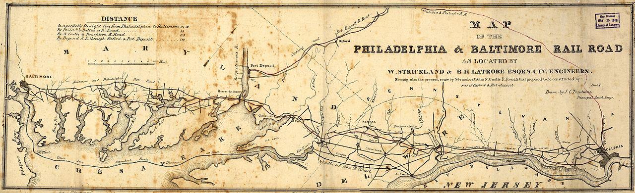 Baltimore Railroad History RSUS