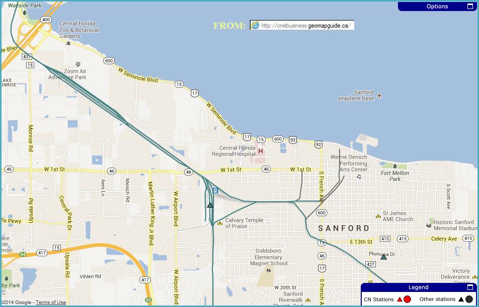 Berufsbildung Sanford Florida