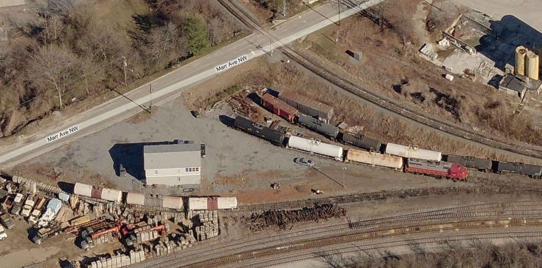 Marietta Ga And The Gnrr Atlanta Ga Railfan Guide Rsus