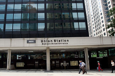 Credit Union Nyc >> Chicago's Railroad Stations - Railfan Guides of the US