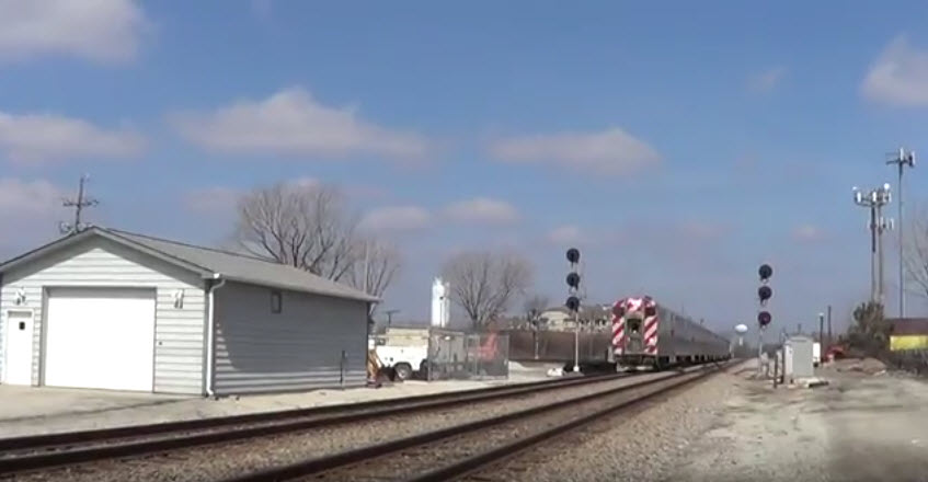 Franklin Park Il Railfan Guide