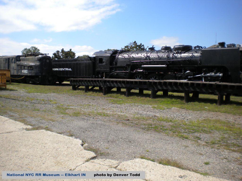 Elkhart IN Railfan Guide