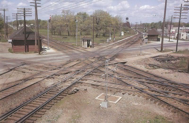 Griffith IN Railfan Guide