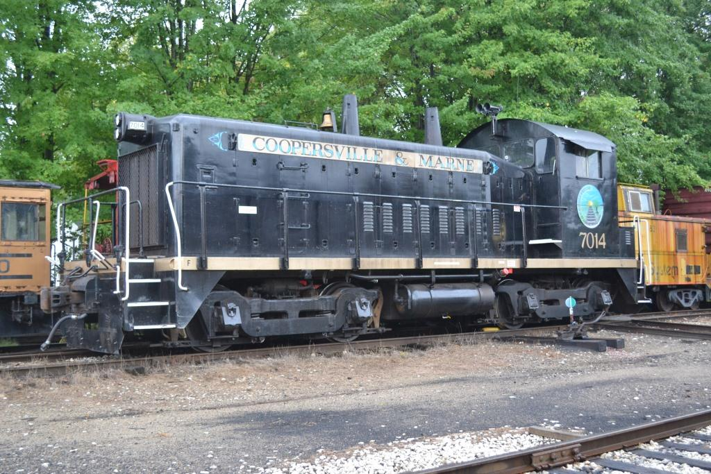 The Cooperstown Amp Marne Rwy Railfan Guide