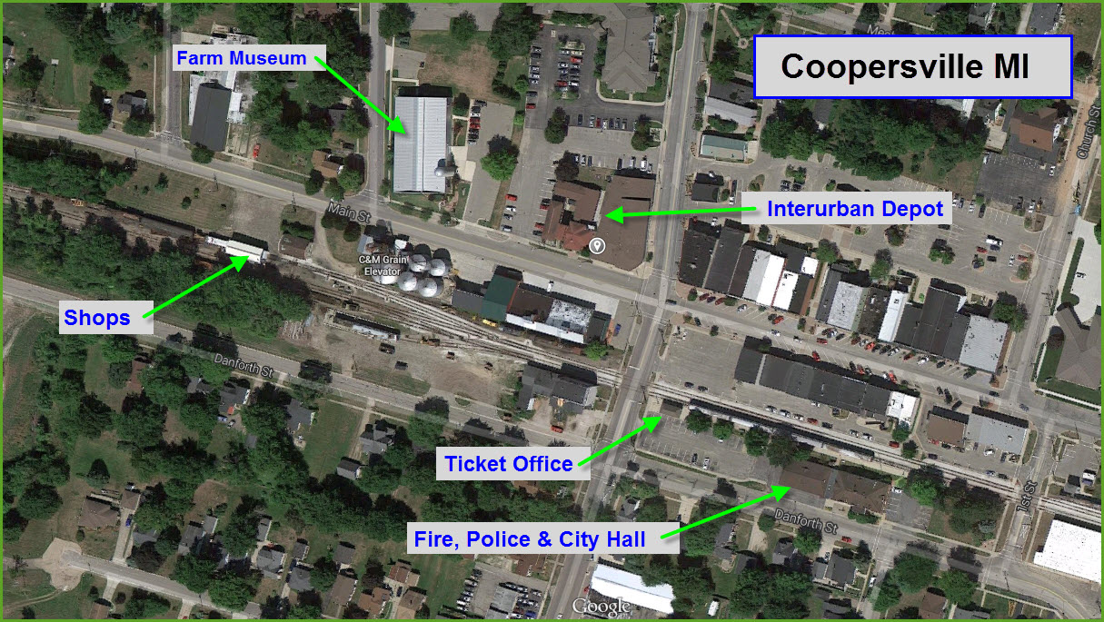Used Cars Grand Rapids >> the Cooperstown & Marne Rwy Railfan Guide