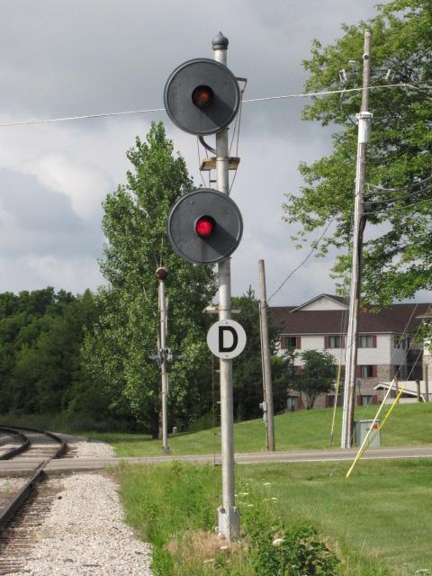 Durand Mi Railfan Guide