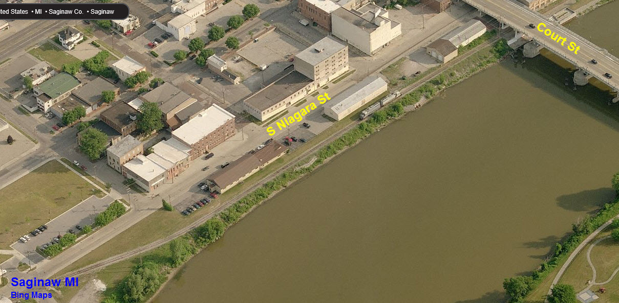i wonder how many developers are jealous of the riverfront prty the cn has on it s way through town