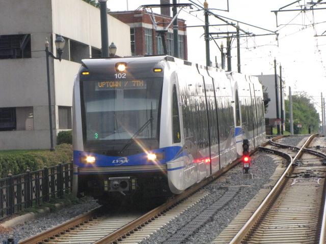 Charlotte Nc Light Rail System Rsus