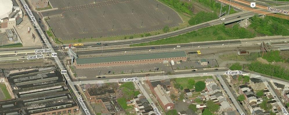 NJT's River Line Light Rail System