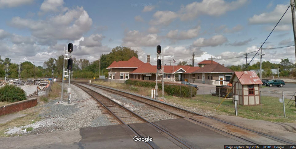Marion Oh Railfan Guide