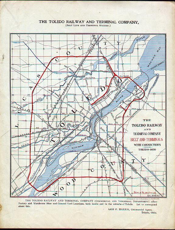 Toledo OH Railfan Guide