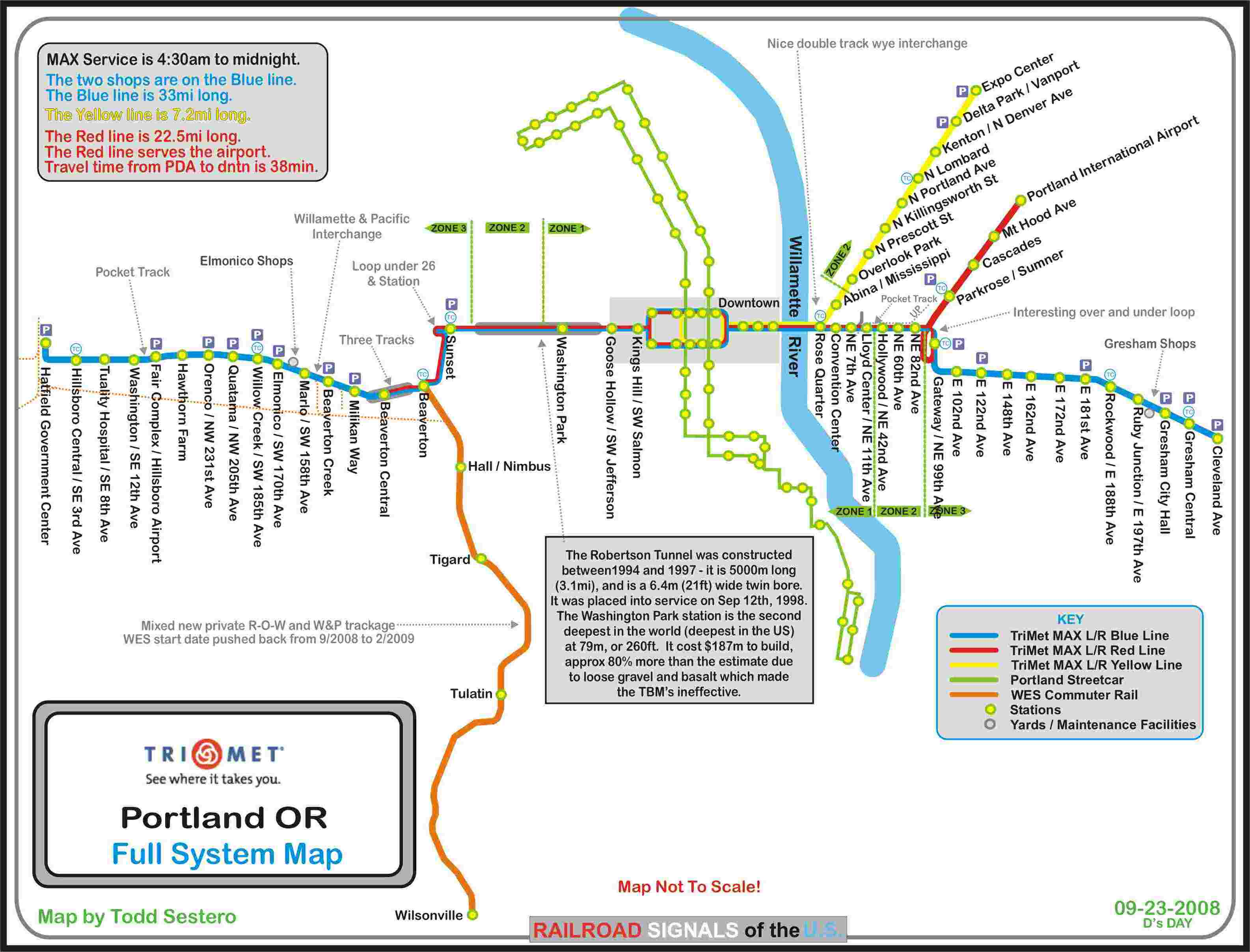 Portland OR Transit Guide