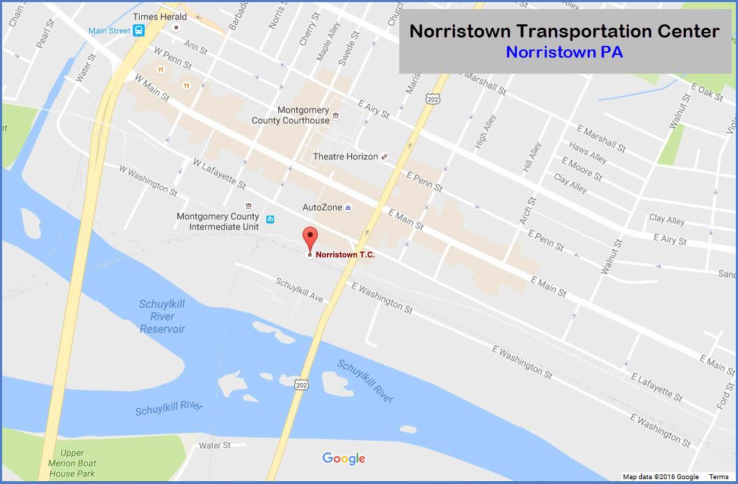 SEPTAs Norristown Transportation Center Railfan Guide