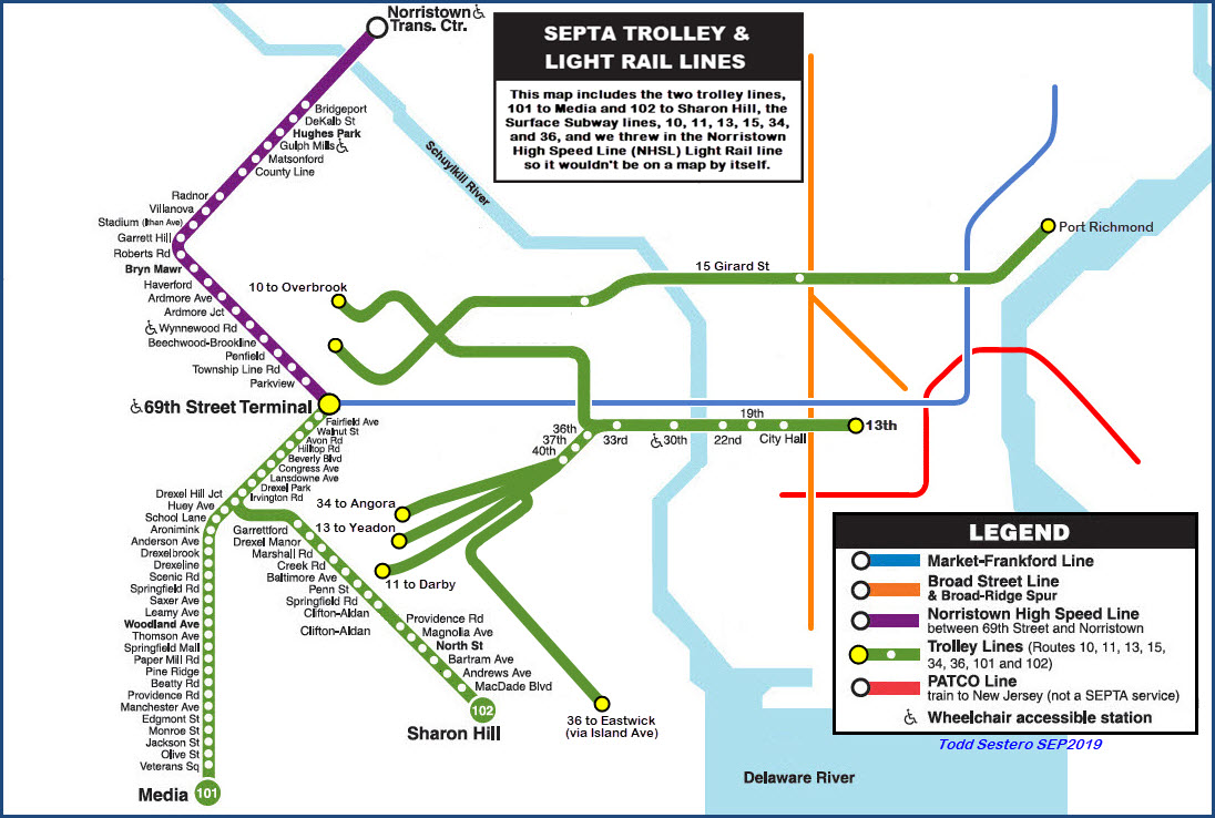 SEPTA's Rail Lines Map on trolley map san francisco, miami trolley system map, san diego zoo map, trolley route in dallas, charlotte light rail map, trolley bar map, pittsburgh trolley map, denver light rail map, trolley trail map,
