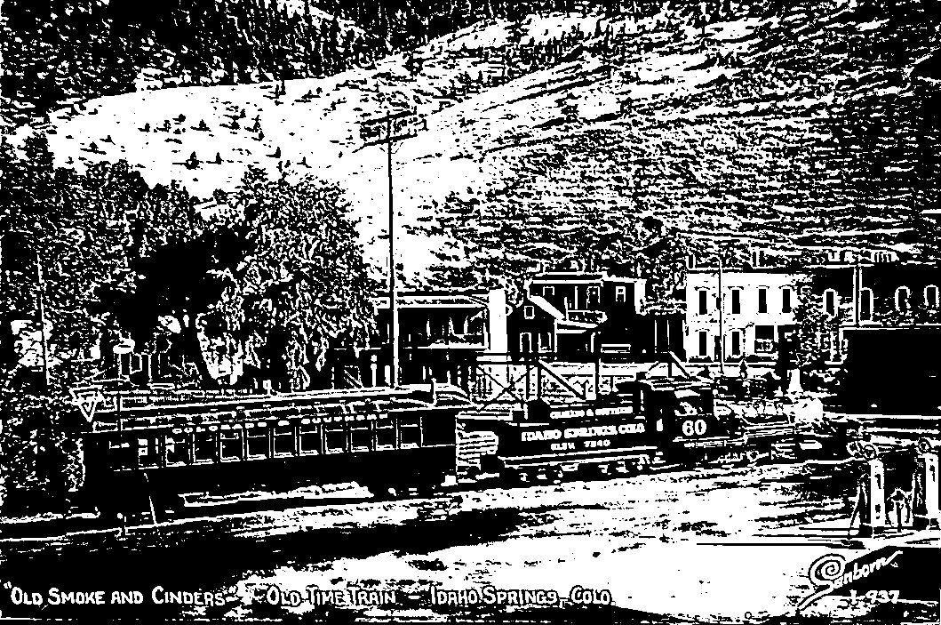 Railroad Stations In Colorado