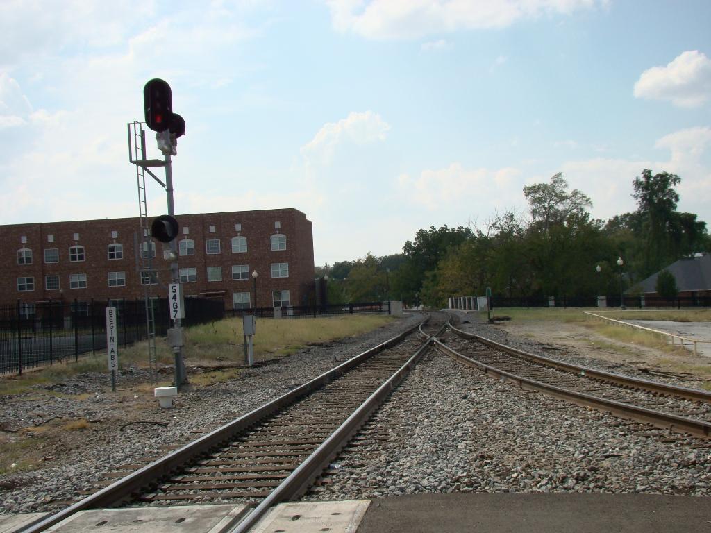 Railfan Guide To Tyler Tx
